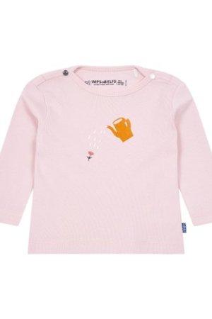 Long Sleeves Organic Cototn T-shirt