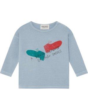 Organic Cotton Shoes T-Shirt