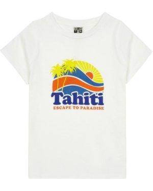 Tahiti Organic Cotton T-shirt