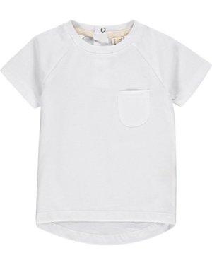 Organic cotton crewneck T-shirt