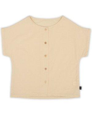 Creme organic cotton t-shirt