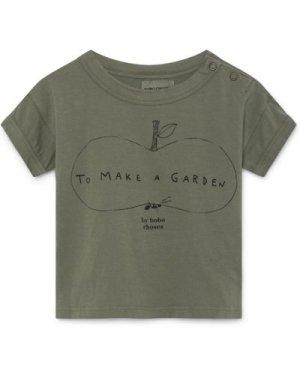 To Make a Graden Organic Cotton T-shirt