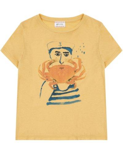Crab Flip T-shirt