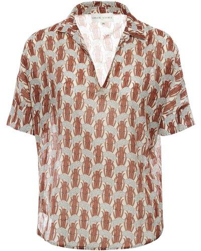 Brazil blouse