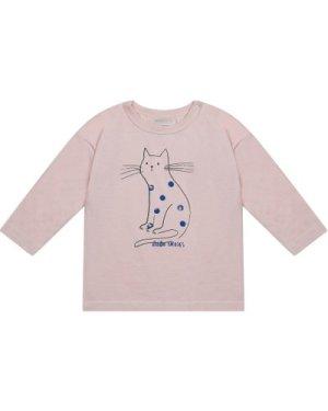 Cat Organic Cotton T-shirt