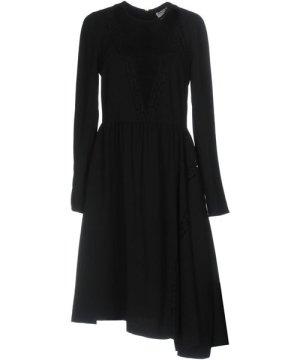 Sonia Rykiel DRESSES Black Woman Acetate