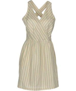 Sessun DRESSES Beige Woman Cotton