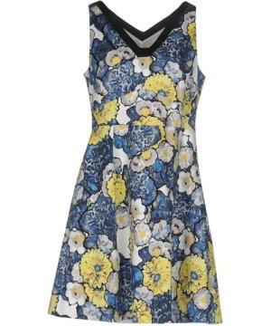 Karen Millen DRESSES Dark blue Woman Cotton