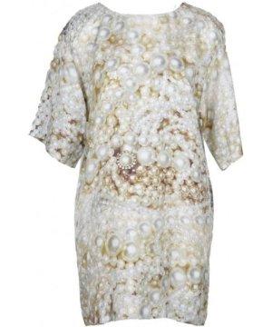 Moschino Boutique Women's Dress In Beige