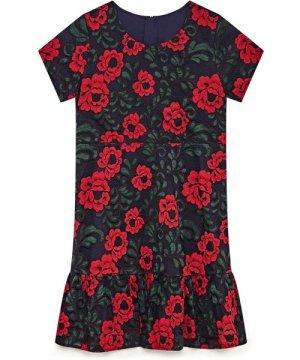Yumi Rose Multicolour Lace Dress