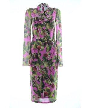 Dolce & Gabbana Women Silk Dress