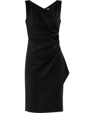 Gina Bacconi Tessie Stud Wrap Dress