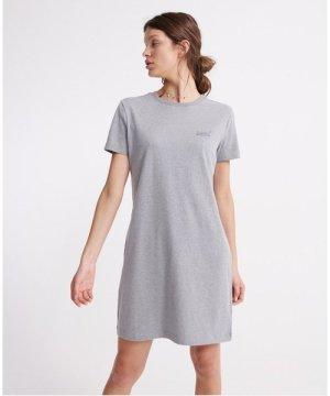 Superdry Organic Cotton Orange Label T-Shirt Dress