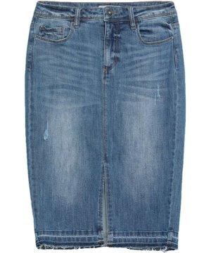 Vero Moda Blue Denim Skirt
