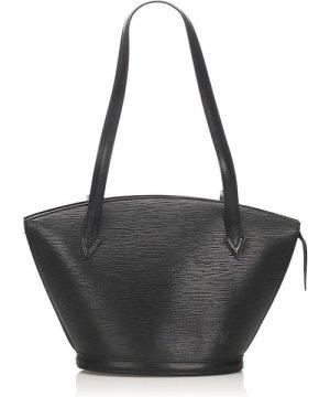 Louis Vuitton preowned Vintage Epi Saint Jacques Long Strap PM Black