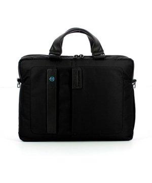 Piquadro Computer briefcase P16 Connequ 14.0 CHEV NERO