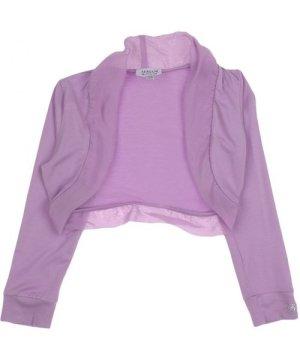 Armani Junior KNITWEAR Lilac Girl Viscose