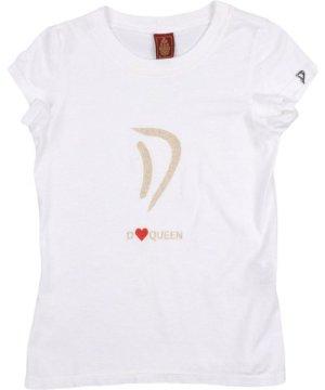 Dondup TOPWEAR Standart White Girl Cotton