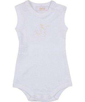 Aletta BODYSUITS & SETS White Girl Cotton