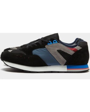 Men's Reproduction of Found 1300 Runner Trainers Black, Black