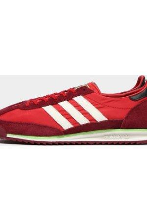 Men's adidas Originals SL 72 Trainers Multi, Red/White