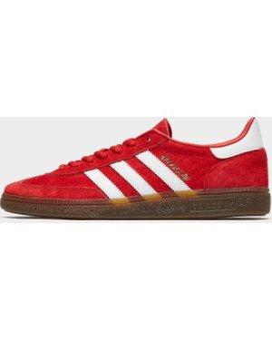 Men's adidas Originals Handball Spezial Trainers Multi, Red/White