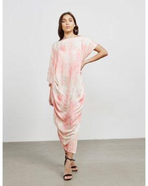 Women's Vivienne Westwood Annex Tie Dye Dress Pink, Pink