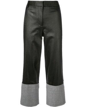 Tibi Denim Cuffed Pants (Size: US6)