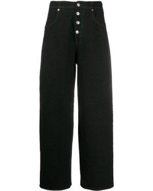 MM6 MAISON MARGIELA straight-leg jeans (Size: 36)