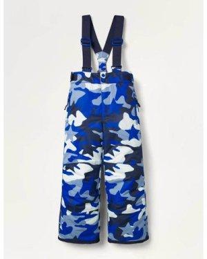 All-weather Waterproof Trouser Blue Boys Boden, Blue