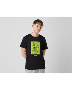 Gio Goi Store T-Shirt - size? Exclusive, Black/White