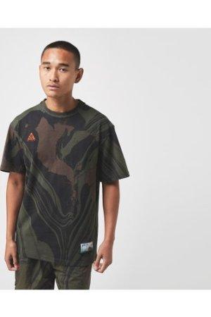 Nike ACG M. Fuji T-Shirt, Green