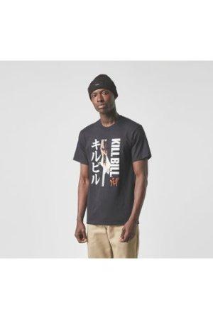 Huf x Kill Bill Chapters T-Shirt, Black/BLK