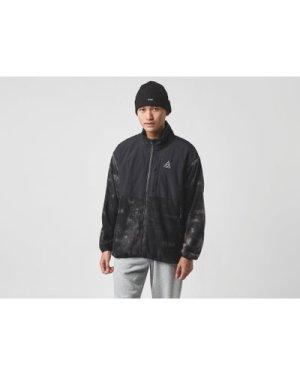 Huf Polarys Fleece Jacket, Black