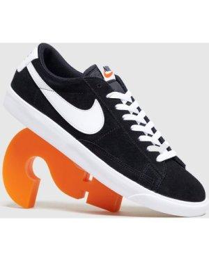 Nike Blazer Low Vintage Suede, Black/White