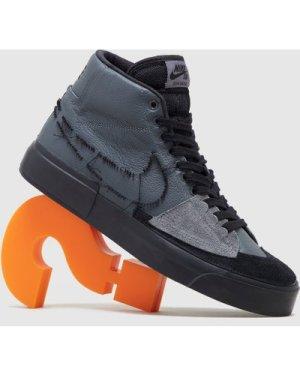 Nike SB SB Blazer Mid Edge, Grey/Black