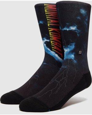 Stance Mortal Kombat II Socks, Black