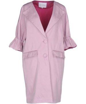 Anna Rachele Lilac Twill Coat