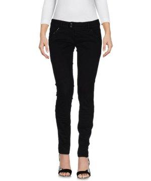 Met Jeans Black Cotton Skinny