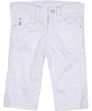 Armani Junior DENIM White Girl Cotton