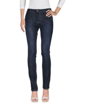 Michael Coal Blue Cotton Slim Fit Jeans