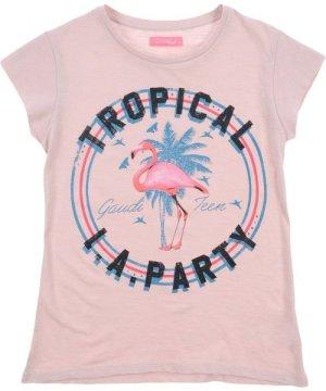 Gaudì TOPWEAR Gaud� Pink Girl Cotton