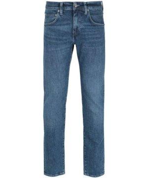Edwin ED-55 Regular Fit Blue Tsukiya Wash Denim Jeans