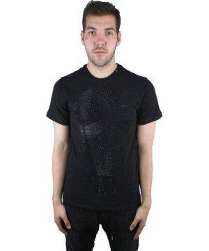 Philipp Plein Ghost-S MTK1857 0202 Black T-Shirt
