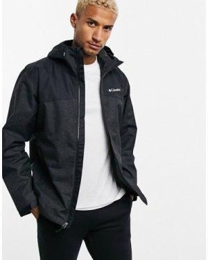 Columbia Ridge Gates jacket in black