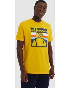 Pirozzi T-Shirt Yellow
