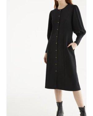 Swanley belted dress