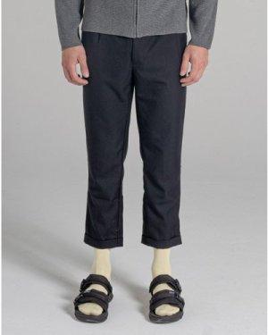 Bellfield Peli Men's Trousers | Black, 28 Inch Waist