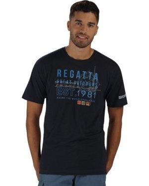 Cline T-Shirt Navy