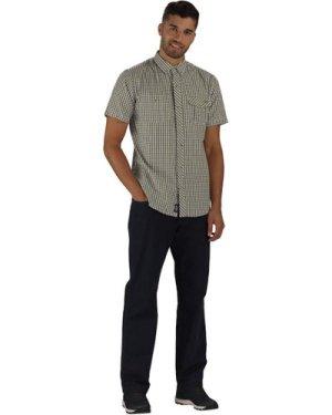 Randall Shirt Dusky Green